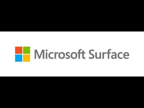 Surface Pro - The Most Versatile Laptop