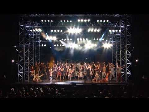 We Will Rock You Cast -