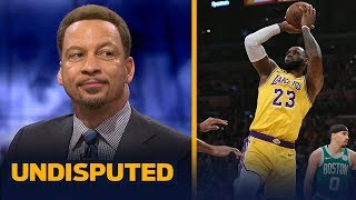 Chris Broussard makes a case why the Lakers will have 54 wins next season | NBA | UNDISPUTED