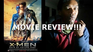 X-MEN: DAYS OF FUTURE PAST REVIEW!!!!!