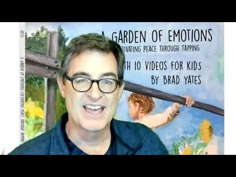 A Garden of Emotions - Tapping Book for Kids
