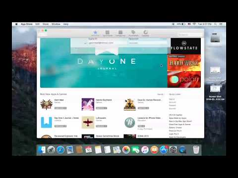 How to Sign In,Sign Out Apple id on MAC (TH)