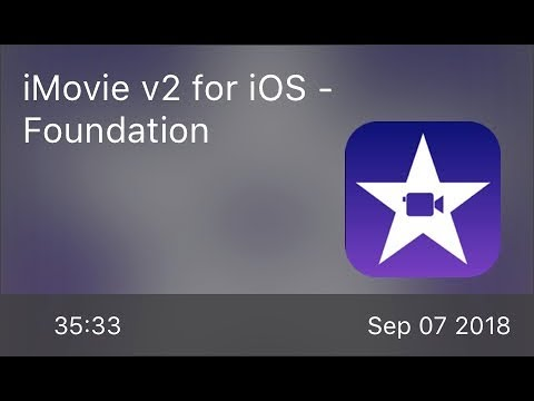 SCOM0767 - iMovie v2 for iOS - Foundation - Preview