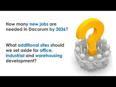 What is Dacorum Borough Council's Local Plan?