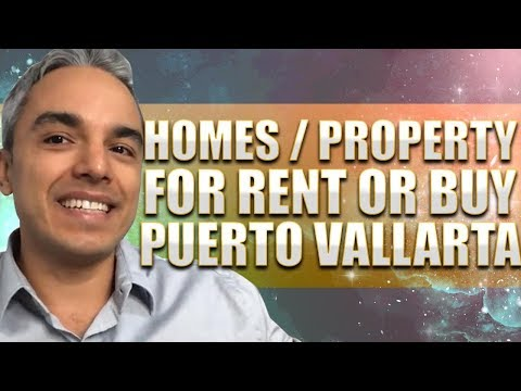 Homes / Property for Rent or buy Puerto Vallarta