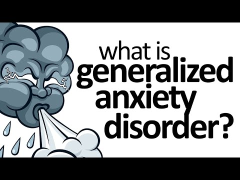 What Is GAD: What Is Generalized Anxiety Disorder?