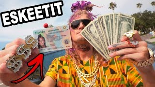LIL PUMP PRANK AT THE DMV!! (It Actually Worked) | JOOGSQUAD PPJT