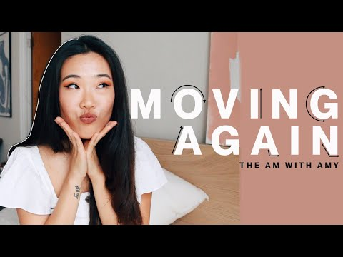 Emotional eating, moving again, & other ramblings   The AM with Amy