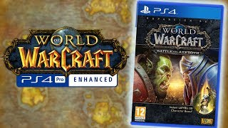 World of Warcraft: PS4 Edition - Coming Soon™? All the info on the E3