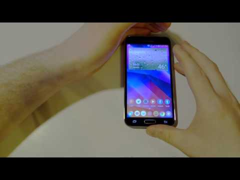 Samsung Galaxy S5 - How To take a screenshot