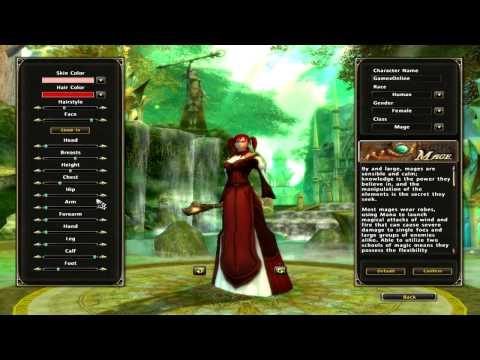 [HD] Runes of Magic (Trailer+Gameplay)