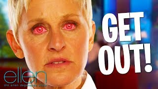 Ellen LOSES IT With Guest...