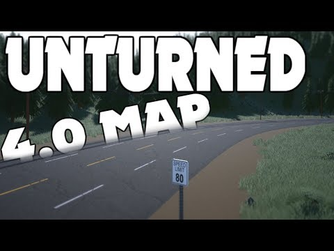 4.0 MAP SNAPSHOT & UE4 TIPS! (Unturned 4.0 Devlog 7.5)