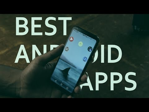 Best Android Apps (LG Q6) | November 2017 | 21:9 Goodness