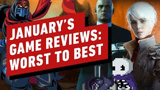 Every IGN Game Review for January 2021 | Reviews in Review