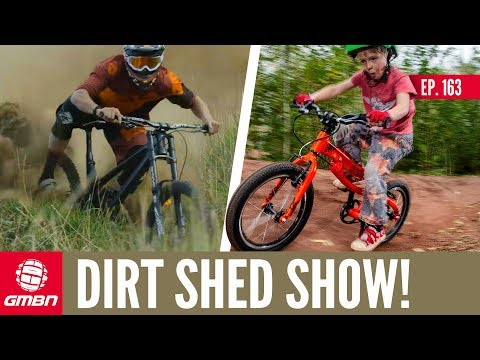 The Mountain Bike Downhill World Cup Begins This Weekend! | Dirt Shed Show Ep. 163
