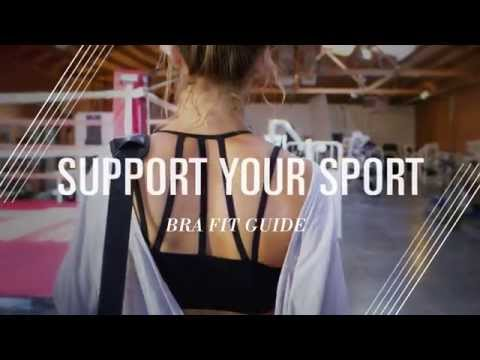 The Bra Fit Guide - Find the Perfect Fitting Sports Bra
