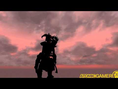 Skyrim - Dovahkiin Controlling the Weather