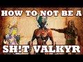 How To Valkyr Warframe