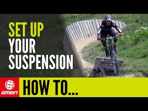 How To Set Up Your Suspension For The Alps