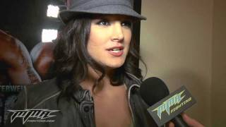 Gina Carano on MMA Hiatus and Future, 'Haywire' and Ronda Rousey