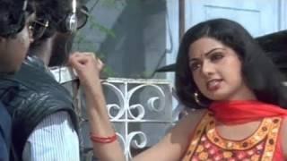 Amitabh Bachchan, Sridevi, Inquilaab - Scene 4/21
