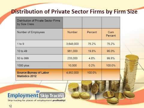 Webinar Skip Tracing Debtor's Employment