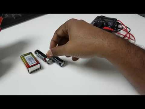 How To Test Batteries with a Multimeter vs Battery Tester
