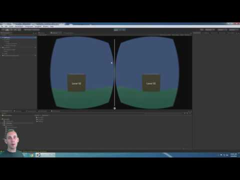 [Tutorial] VR Camera Setup With Additive Scenes In Unity