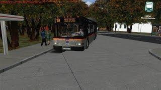 OMSI 2 Greenville Transit Xcelsior XDE40 Hybrid
