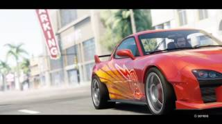 All Fast And The Furious Cars [The Crew]