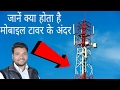 Whats inside mobile Tower!