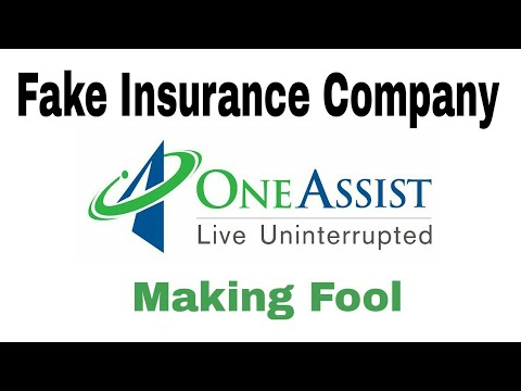 Mobile Insurance - One Assist Making Fool of People.