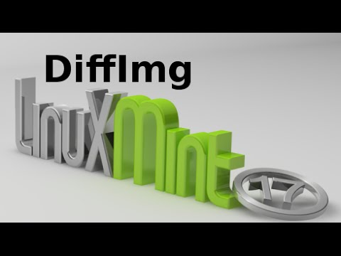 Diffimg : Simple Image Comparison Tool For Linux Mint