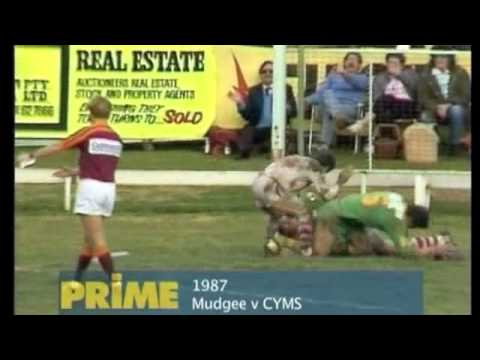 CYMS v MUDGEE 1987 GROUP 10 GRAND FINAL