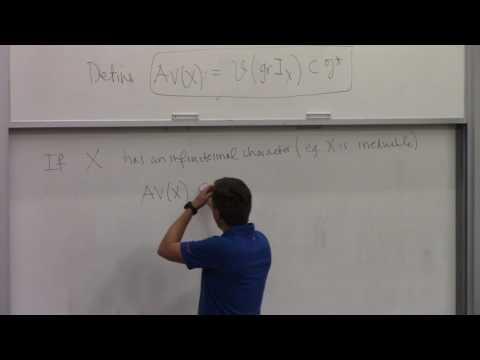 Atlas Workshop - Trapa - Lecture 2, Part a