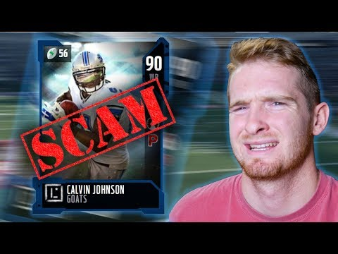 EA'S BIGGEST SCAM YET | DO NOT BUY THE GOAT PLAYERS WITHOUT WATCHING | Madden 18 Ultimate Team