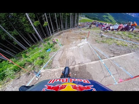GoPro: Rachel Atherton's Record-Breaking Victory - UCI Mountain Bike World Cup 2016