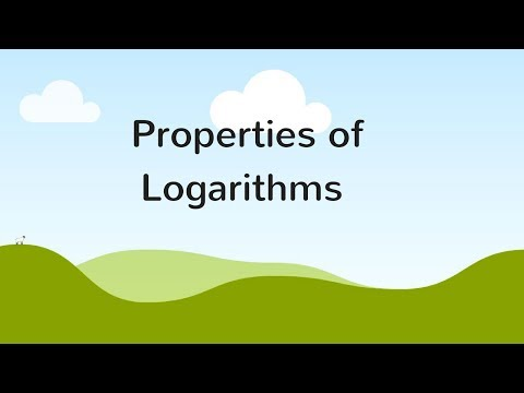 Properties of Logarithms - Understand The Basics