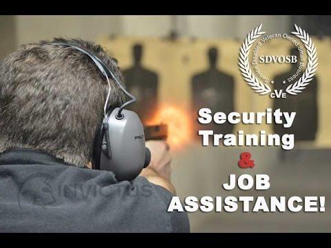 Palm Beach Florida Security Guard License Training & Job Assistance