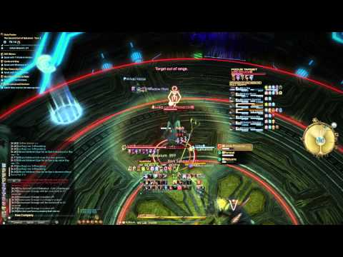 FFXIV ARR: World 1st Second Coil Turn 2 (T7) - Collision