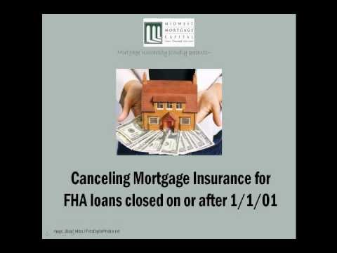 Canceling Mortgage Insurance--FHA loans.wmv