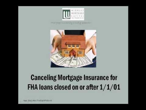 Canceling Mortgage Insurance--FHA loans.wmv