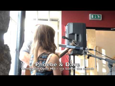 Henlys Bar Open Mic, Helston 4 May 2014