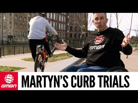 Martyn's Curb Trials | Mountain Bike Skills