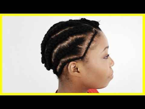Sew In Braid Pattern THINNING My Hair! Bald Spot on my Crown
