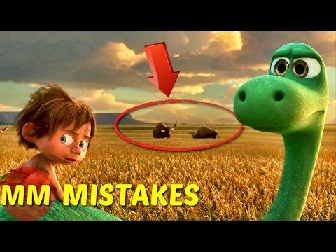 8 Hidden Movie You Missed In The Good Dinosaur |  The Good Dinosaur Movie