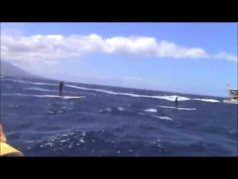Connor Baxter wins Maui to Molokai Triple Crown