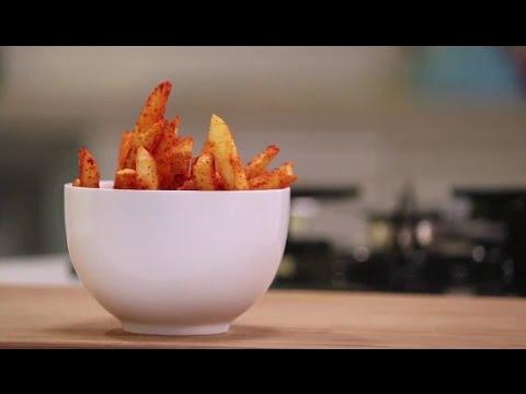 Peri Peri French Fries   5 Ways To Enchance French Fries   Sanjeev Kapoor Khazana