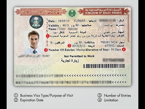 How to check visa for Saudi Arabia 2017 new
